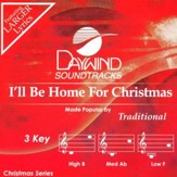 I'll Be Home For Christmas, Accompaniment Track
