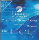 That's Why There's a Cross, Accompaniment CD