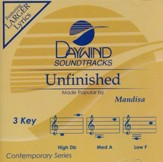 Unfinished, Accompaniment CD