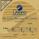 He Lives (Because He Lives) Accompaniment CD - Slightly Imperfect