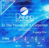 In The Hands Of A Carpenter, Accompaniment Track