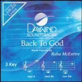Back to God, Accompaniment Track
