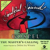The Master's Calling, Accompaniment Track