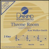 Throne Room, Accompaniment Track