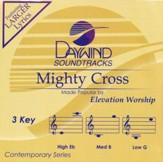 Mighty Cross, Accompaniment Track