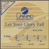 Let Your Glory Fall, Accompaniment Track