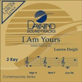 I Am Yours, Accompaniment Track