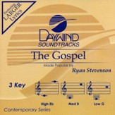 The Gospel, Accompaniment Track