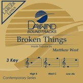 Broken Things, Accompaniment Track