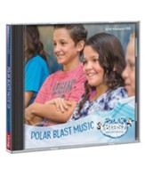 Polar Blast: Music CD