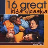 16 Great Kids Classics, Volume 1 CD