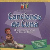 Canciones de Cuna (Lullabies), CD