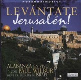 ¡Levántate Jerusalén! CD