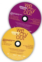 We Cry Out, Split-Track Accompaniment CD