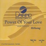 Power of Your Love, Accompaniment CD