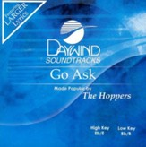 Go Ask, Accompaniment CD