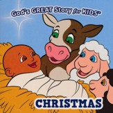 God's Great Story for Kids: Christmas