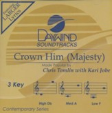 Crown Him (Majesty) Accompaniment, CD