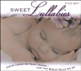 Sweet Lullabies (3 CD Set)