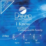 I Know, Accompaniment CD