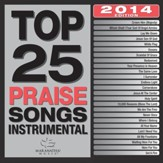 Top 25 Praise Songs, 2014 Edition: Instrumental