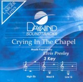 Crying In The Chapel, Accompaniment CD