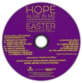Hope Alive in Me, Split-Track Accompaniment, CD