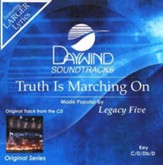 Truth Is Marching On, Accompaniment CD  - Slightly Imperfect