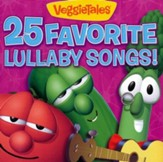 VeggieTales 25 Favorite Lullaby Songs CD