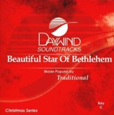 Beautiful Star of Bethlehem, Accompaniment CD
