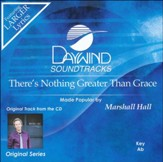 There's Nothing Greater Than Grace, Accompaniment CD