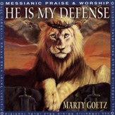 He Is My Defense, Compact Disc [CD]