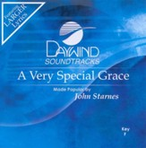 A Very Special Grace, Accompaniment CD  - Slightly Imperfect