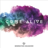 Come Alive, CD