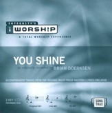 You Shine, Accompaniment CD