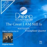 The Great I AM Still Is, Accompaniment CD