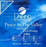 Peace in the Valley, Accompaniment CD