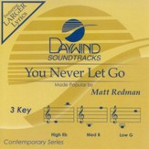 You Never Let Go, Accompaniment CD