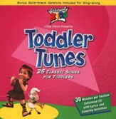 Toddler Tunes, Compact Disc [CD]