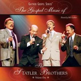 The Gospel Music of the Statler Brothers, Volume 1 CD