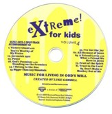 Extreme for Kids, Volume 4 (Split-Track Accompaniment)