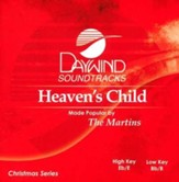 Heaven's Child, Accompaniment CD
