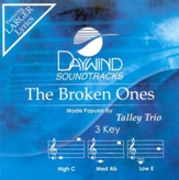 The Broken Ones, Accompaniment CD