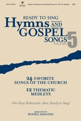 Ready to Sing Hymns and Gospel Songs, Volume 5 (Listening CD)