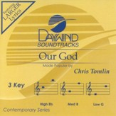 Our God, Accompaniment CD