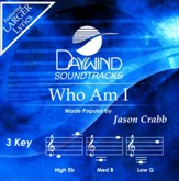 Who Am I, Accompaniment CD