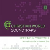 Keep Me in Your Will, Accompaniment CD