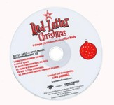 A Red-Letter Christmas: A Simple Christmas Musical for Kids (Split-Track Accompaniment)