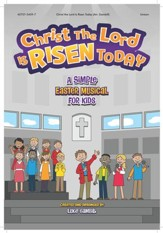 Christ the Lord Is Risen Today (Split-Track Accompaniment)