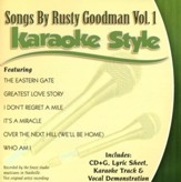 Songs By Rusty Goodman, Volume 1